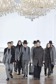 Dior Homme Autumn 2011