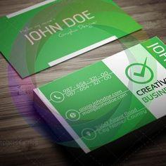 Creative Business Card Template for Corporates - Graphic Templates Letterpress Business Cards, Cool Business Cards, Professional Business Cards, Business Card Design, Creative Business, Business Flyer Templates, Brochure Template, Letterhead Template, Menu Template