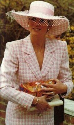 Princess Diana, March 30, 1991