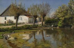 peder monsted 2 16 x 24