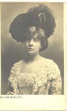 Olga Nethersole
