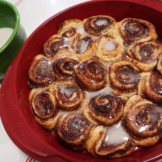 Mini Cinnamon Rolls, Tutorials, Cooking, Breakfast, Easy, Tips, Recipes, Kitchen, Morning Coffee