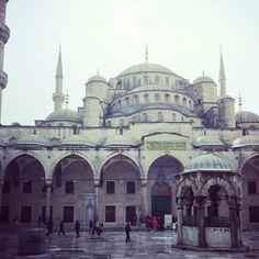 istanbul 술탄아흐메트 자미