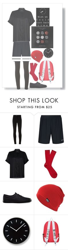 """""""TWENTY ØNE PILØTS: Tyler joseph stressed out"""" by askingmychempilots ❤ liked on Polyvore featuring Givenchy, NIKE, Replay, Raey, Vans, Converse, Lemnos, men's fashion and menswear"""