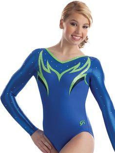 Gymnastics Competition Leos