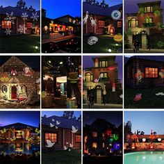 Holiday Projector Light for Christmas and Halloween Party LED Laser Light Landscape Moving Lights with Switchable Slides for Indoor and Outdoor >>> Check this awesome product by going to the link at the image. (This is an affiliate link) Christmas Bags, Christmas Snowflakes, Halloween Christmas, Christmas Ideas, Christmas Decorations, White Christmas, Halloween Party, Christmas Light Projector, Christmas Lights