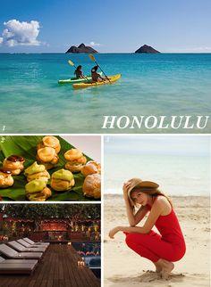 Wandering About : Honolulu