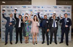 Polin Waterparks Ruban D'Honneur European Business Awards 201617