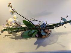 Orkide deko