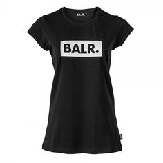 Club Women Shirt Black - BALR.