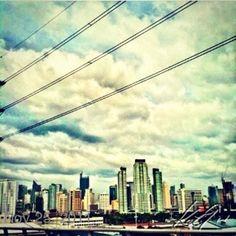 Makati #skyway #philippines
