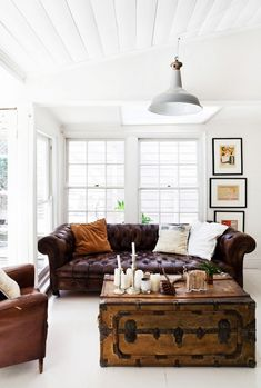 How to Create the Coziest Home Ever, On a Budget via @domainehome