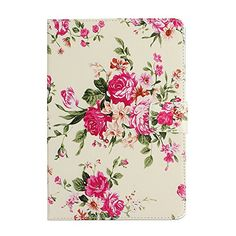 IKASEFU(TM) PU Leather Folio Case Protective Book Style Flip Cover Bling Case with Stand and Rhinestone Compatible with iPad Mini with Retina Display/iPad Mini Release) (China Rose) Ipad Mini Cases, Ipad Mini 2, Ipad Case, China Rose, Retina Display, Apple Products, Apple Ipad, Mom And Dad, Just In Case
