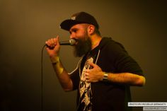 Check out our live gig photography of Dan Le Sac VS Scroobius Pip at Vicar Street