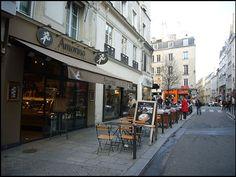 Amorino, Rue de Buci -- used to work here!