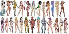 Top 10 - As Personagens mais Lindas de League of Legends | Garota Gamer
