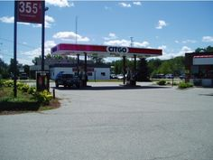 Commercial/Industrial - Merrimack, NH 1.268+/- acres with 2,808 sq ft free standing building.  Currently used as a gas station, if not purchased as a gas station owner plans on removing tanks September 2015 at the latest.  Great pad site or retail development opportunity.