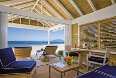 nevis four seasons  lobster bake | Private beach cabana at Four Seasons Resort Nevis
