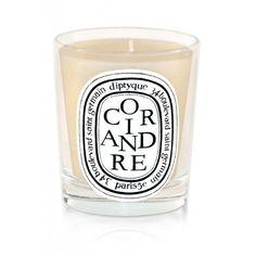 świeczka zapachowa coriander