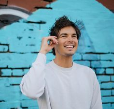 Tyler Blackburn, most known for Pretty Little Liars and Ravenswood