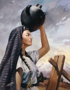 jesus helguera pinturas - Buscar con Google