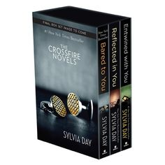Crossfire Series by Sylvia Day If you like 50 Shades of Grey, you will like this series!