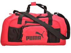 Puma 20 inch Accelerator Duffel Gym Bag in Virtual Pink for Women   WomenGymBags Types Of e6879a06ad993