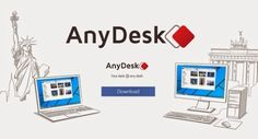 Download AnyDesk 1.3.0 Beta
