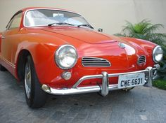 VW Karmann Ghia - my first car...my parents made me sell it but I will have another one someday!