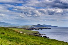 Dingle Ireland Seascape Photo Irish Sea by CharmantPhotography, $12.00
