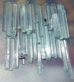 Natural Carat Gemmy Blue Aquamarine Transparent crystal Lot from skardu