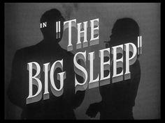 The big sleep movie title