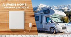 RV Owners rejoice! The Envi Heater was designed to be an excellent companion on or off the road! Discover why other RV heaters are going green with Envi!