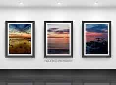 Southampton Sunsets by Paula Gemin Bell on 500px