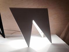 Origami Doge Lamp - CHORS 2015 design by Modelista Piotr Kalinowski
