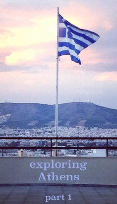 Athens travel blog (Discovering Athens part 1) || Read my blogpost here: http://www.blocal-travel.com/balkans/discovering-athens-part-1-html/