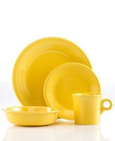 Sunflower Dishes - These are so cool!