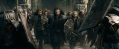 Charge of the dwarves (BotFA)