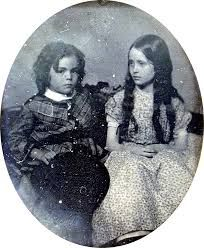 Julian and Una Hawthorne: Yes, they are Sophia's and Nathaniel's much loved children.