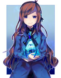 △ Gravity Falls- Reverse Falls △ Rev!Mabel and Will Cipher
