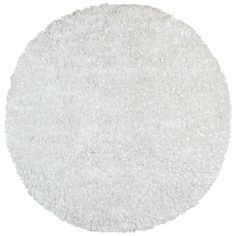 The ideal choice for kids to roll around on, to make a statement in a dorm room, to accent a new baby's room, or step out onto from the tub, the Shimmer Shag Collection of rugs are handmade using natural cotton and polyester fibers that literary sparkle!