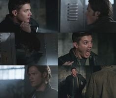 """""""That was scary!""""-Dean Winchester"""