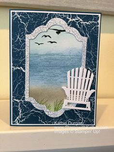 Stampin' Up! High Tide and Seasonal Layers