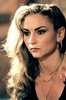 "Mom from ""School Spirits."" (Drea de Matteo as Adrianna in ""The Sopranos"""