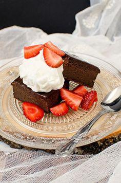 gateau au chocolat cyril lignac