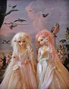 birds3c by milkeye land, via Flickr
