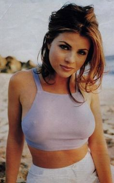Hottest photos of Yasmine Bleeth anywhere online. Check out our Yasmine Bleeth hot photo gallery! Yasmine Bleeth, Amanda, Beautiful People, Beautiful Women, Simply Beautiful, Pretty People, Actrices Sexy, Baywatch, Celebs