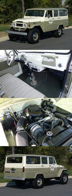 Nice Toyota 2017: 1967 Toyota Land Cruiser FJ45...  Rig Setups Check more at http://carsboard.pro/2017/2017/01/22/toyota-2017-1967-toyota-land-cruiser-fj45-rig-setups/