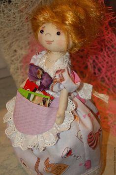 Купить Кукла -грелка на чайник Анна - комбинированный, грелка на чайник, авторская ручная работа