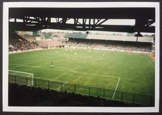 Last game at the Valley 21-9-1985